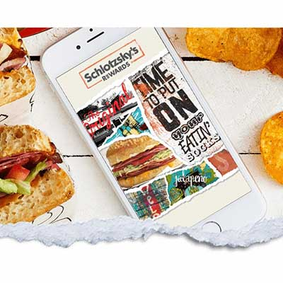 Free Small Classic Sandwich at Schlotzky's