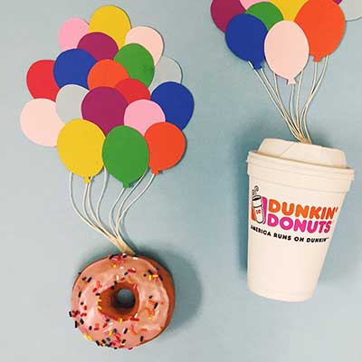 Free $1 Dunkin Gift Card (T-Mobile Tuesdays)