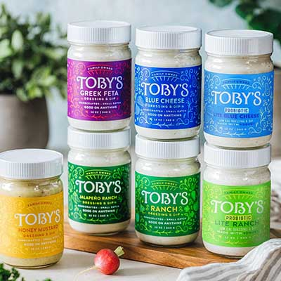 Free Toby's Family Foods Honey Mustard Coupon