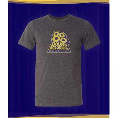 Free 800 Pound Gorilla Records T-Shirt