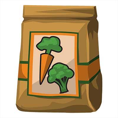 Free Bag of Food