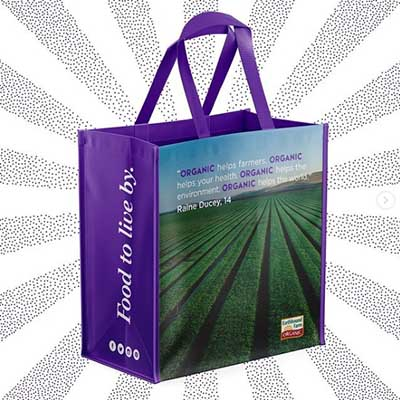 Free Earthbound Farm Reusable Bag