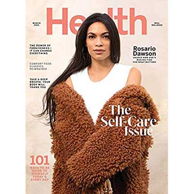 Free 2-Year Subscription to Health Magazine