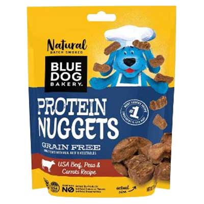 Free Blue Dog Bakery Protein Nuggets