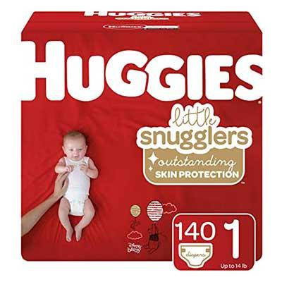 Free Huggies Welcome Baby Kit