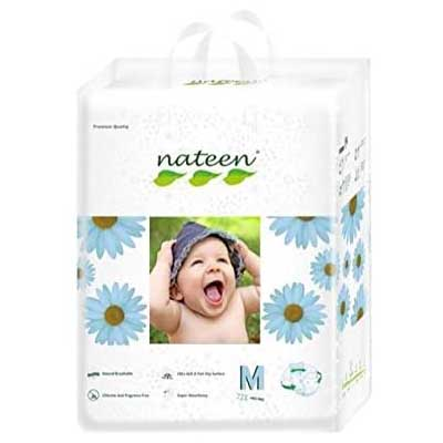 Free Nateen Baby Diapers