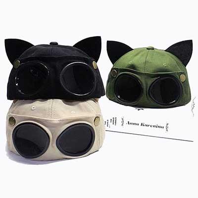 Free Apollo Box Aviator Cat Cap