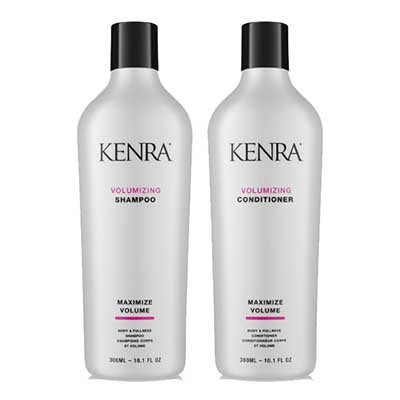 Free Kenra Shampoo and Conditioner
