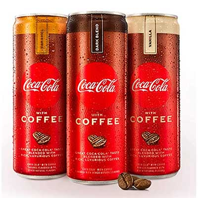 Free Coca-Cola with Coffee at RaceTrac