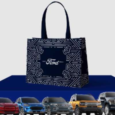 Free Ford Essence Festival Tote Bag
