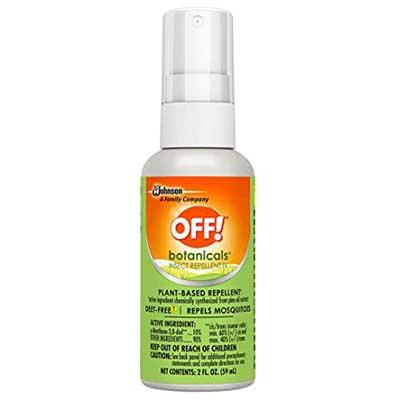 Free OFF! Botanicals Mosquito Repellent (Sampler)