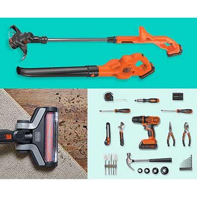 Free Black+Decker Tools (4 Winners)