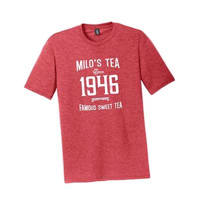 Free Milo's T-Shirt (75 Winners)