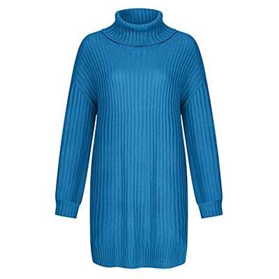 Free Noflik Sweater Dress (Reviewers)