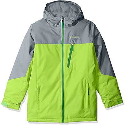 Free Columbia Jackets for Life (Sweepstakes)