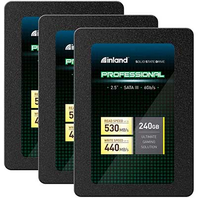 Free Inland Professional SSD at Micro Center
