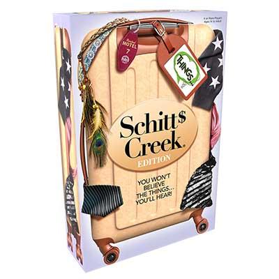 Free PlayMonster Things… Schitt's Creek Edition (Reviewers)