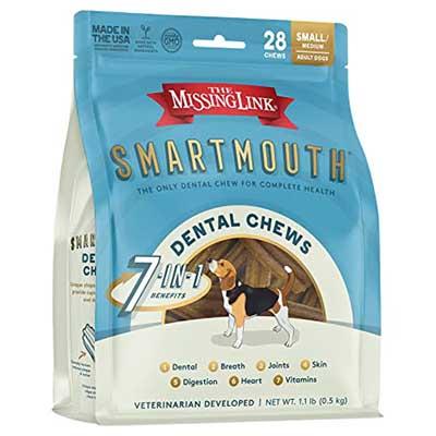 Free Smartmouth Dental Chew