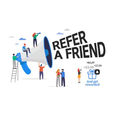 Free Products (Reviewers, Referral Program)