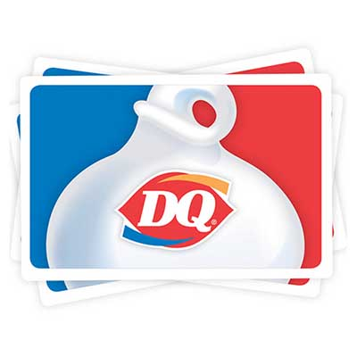 Free $100 Dairy Queen Gift Card (3 Winners)