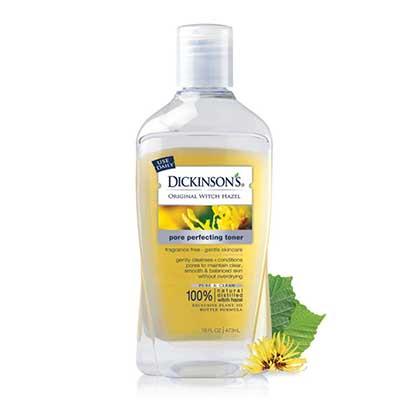 Free Dickinson Skincare Product