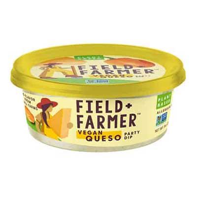 Free Field + Farmer Vegan Queso Dip (with Membership)