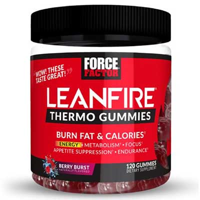 Free Force Factor Leanfire Thermo Gummies (BzzAgent)