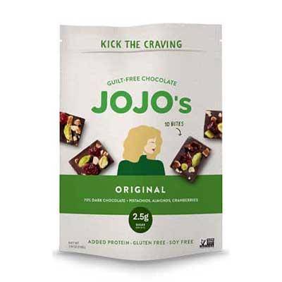 Free Jojo's Chocolate Bites (with Membership)