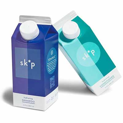 Free Sk*p Shampoo and Conditioner